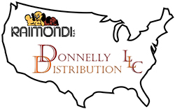 Raimondi / Donnelly Distribution Logo