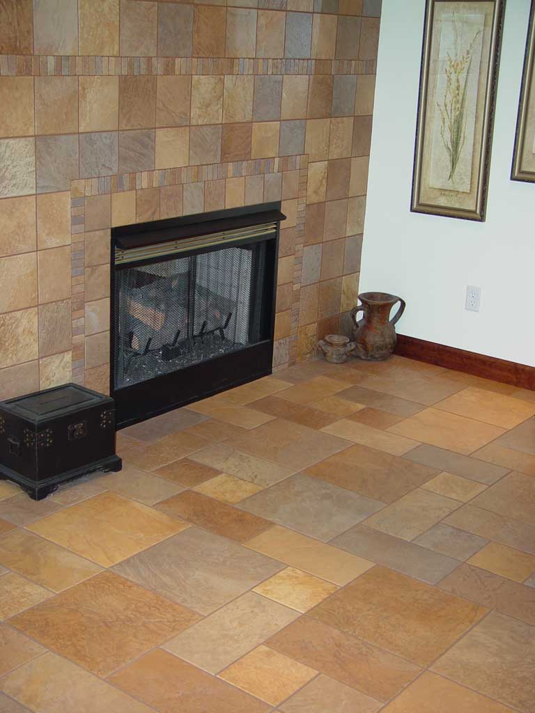 Installing A Flagstone Patio With Mortar: Flagstone Of Closeout