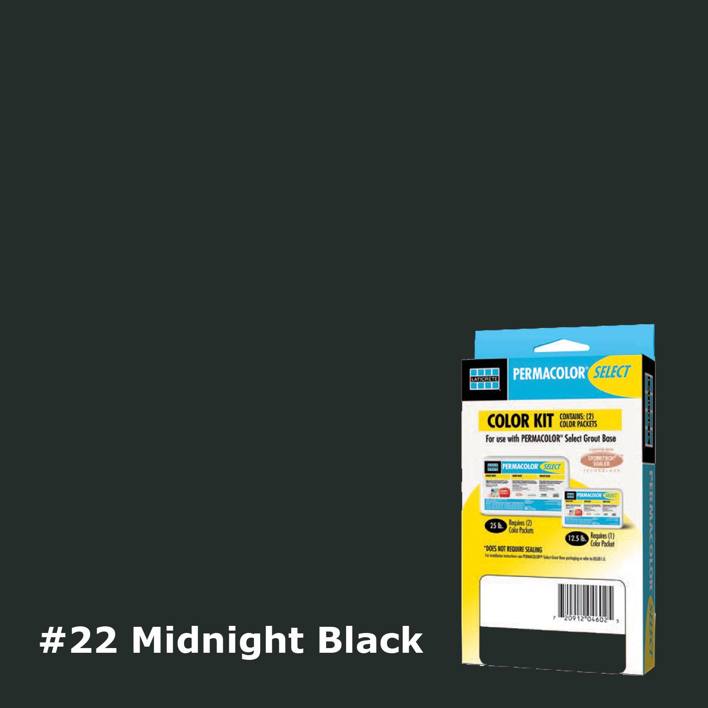 22 midnight black