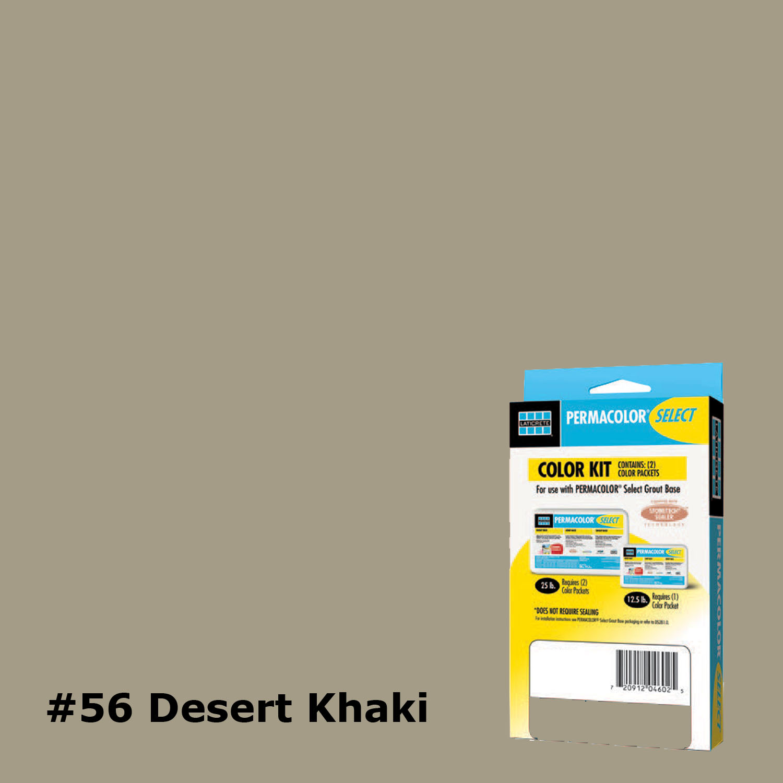 56 Desert Khaki