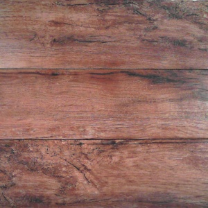 Red - Wood Plank