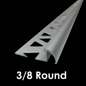 "3/8"" Round Metal"