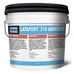 210 Latipoxy  Installation