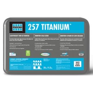 257 Titanium Installation