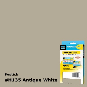 #H135 Antique White