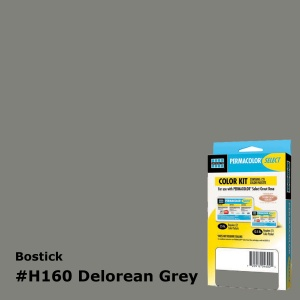 #160 Delorean Grey