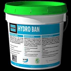 Hydro Ban Waterproofing Installation