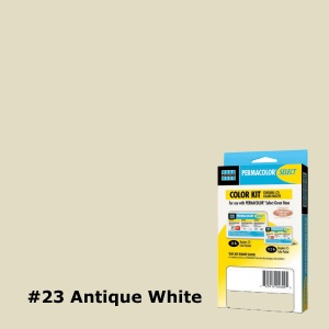 #23 Antique White