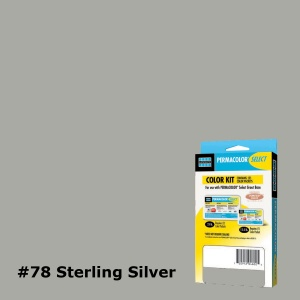#78 Sterling Silver