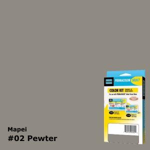 #02 Pewter