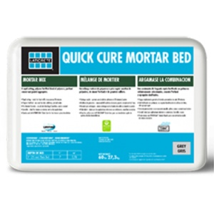 Quick Cure Mortar BedQuick Cure Mortar Bed