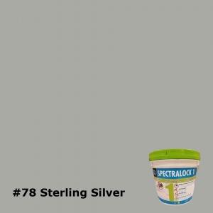 78 Sterling Silver