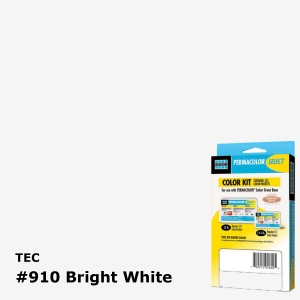 #910 Bright White