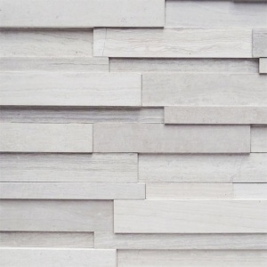 White Birch Honed - Realstone Panel