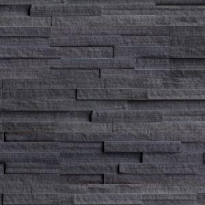 Mocha Ledgestone - Realstone Panel