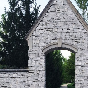 Estate Stone Installation