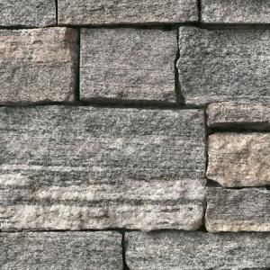 Bristol Black - Realstone Panel