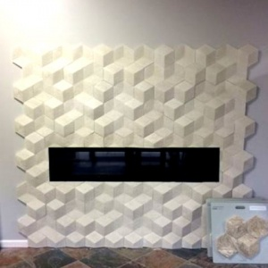 Hive Tiles Installation