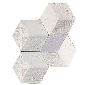 Etched Cream - Realstone Panel