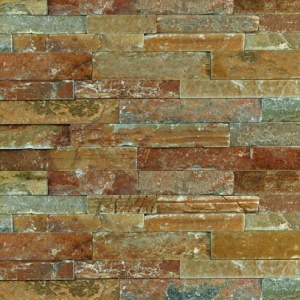 Mountain Rust - Realstone Panel