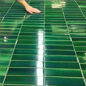 Artisan Field Tile Installation