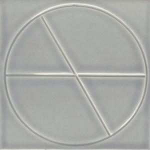 """4"""" x 4"""" Pie Left Field Tile"""