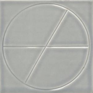"""4"""" x 4"""" Pie Right Field Tile"""