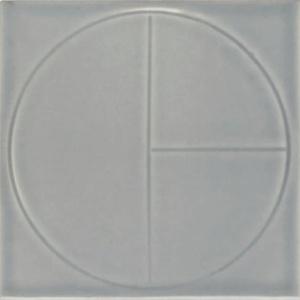 """4"""" x 4"""" Three Field Tile"""