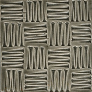 "3"" x 3"" Mini Ziggy Field Tile"