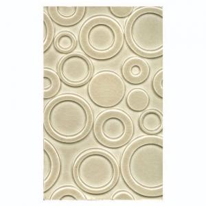"4"" x 7"" Polka Dot Field Tile"