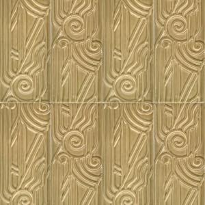 """4"""" x 9"""" Harlow 2 Piece Pattern Field Tile"""