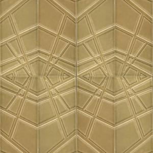 """4"""" x 9"""" Delano 2 Piece Pattern Field Tile"""