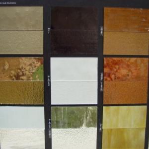 Subway Color Palette - Concept Board