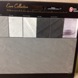 Grigio - Dealer Wing Display Board