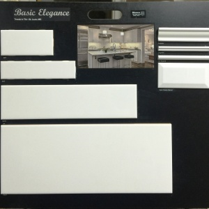 Blanco - Dealer Wing Display Board