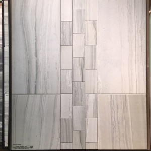 Indian Ash - Grouted Panel Wing