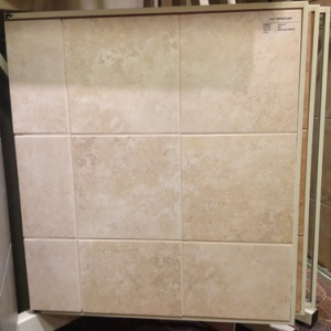 Moonlight - Grouted Panel Wing