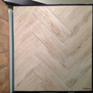 Almond - Grouted Panel Wing