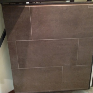 Mocha - Grouted Panel Wing