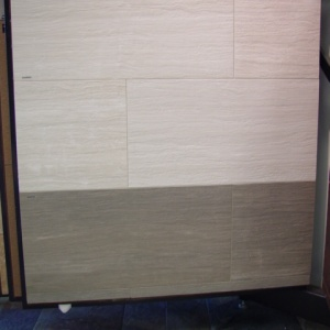 GeoWhite/ GeoGrey Structured - Grouted Panel Wing