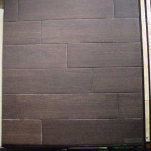 Wenge - Grouted Panel Wing