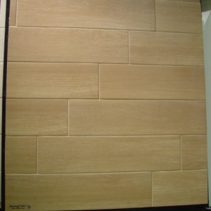 Iroko - Grouted Panel Wing