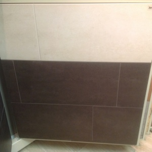 Mocha/Marfil - Grouted Panel Wing