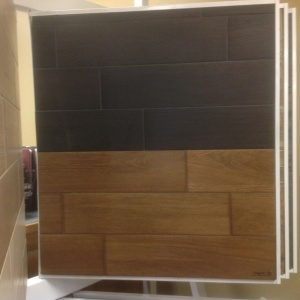 Wenge/Doussie - Grouted Panel Wing