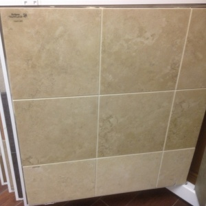 Forest Light/Desert Shade - Grouted Panel Wing