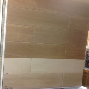 Iroko w/ aero and faggio chips - Grouted Panel Wing