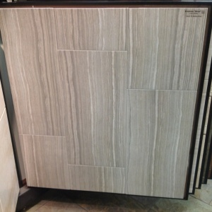 Silver - Grouted Panel Wing