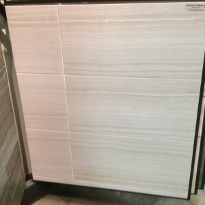 White - Grouted Panel Wing