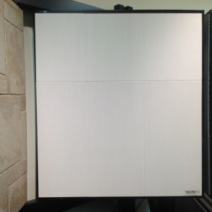 Whtie - Grouted Panel Wing
