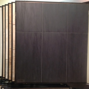 Black - Grouted Panel Wing
